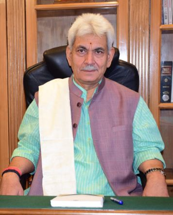 Honorable Lt.Governor - Shri Manoj Sinha